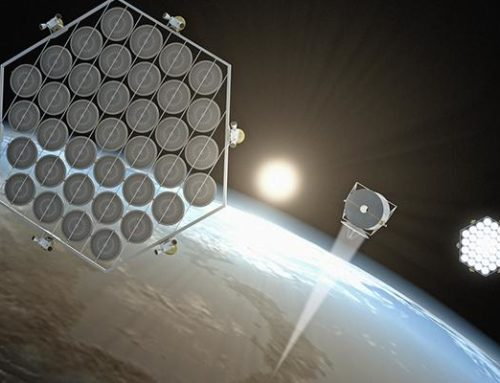 SOURCING ENERGY FROM SPACE